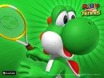 Mario Power Tennis Yoshi