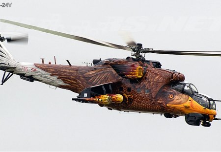 Mil-MI-2 716 - mil, mi2, helicopter, flying, 716