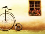 Bicycle Wallpaper