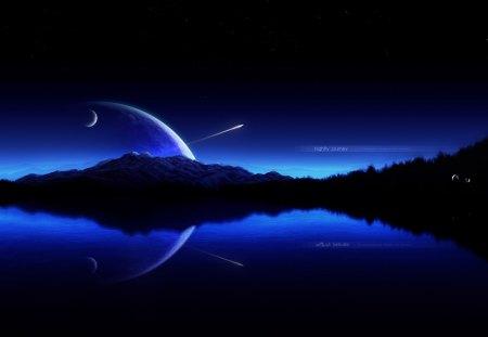 Moon Other Nature Background Wallpapers On Desktop Nexus Image 123611