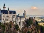 Castillo de Neuschwanstein, Baviera , Alemania