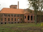 abandoned polonia hospital