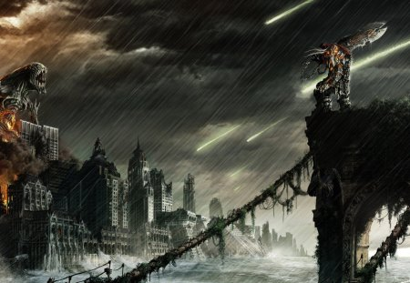 Darksiders - Other & Video Games Background Wallpapers on