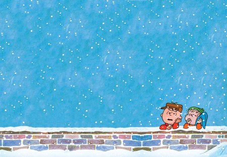 Christmas Charlie Brown Other Entertainment Background
