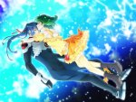 ranka lee and saotome alto