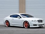 Bentley Continental GT V8 Tuning