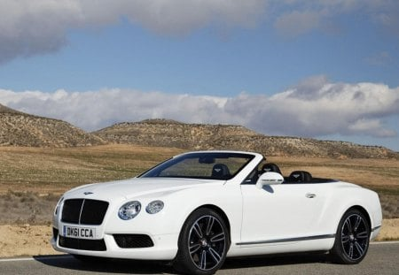 Bentley Continental GTC Noble Edition Roadster - continental, bentley, 2012, car, 11, 10, picture