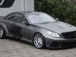 Mercedes Benz CL C216 Black Edition