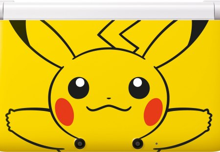 Nintendo 3DS XL Pikachu - 3ds, pokemon, xl