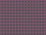 8Bit Rock Pattern Pink background
