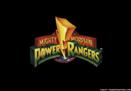 Mighty Morphin Power Rangers Logo - rangers, morphin, power, mmpr, mighty