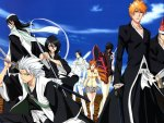 Characters from Bleach