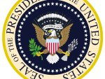 Seal of the president of America