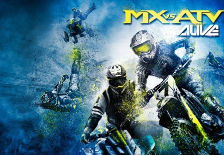 MX vs ATV Alive - alive, game, atv, mx