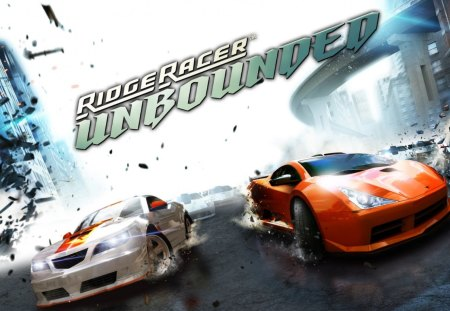 Ridge Racer Unbounded - game, hd, ridge racer, unbounded
