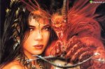 Luis Royo - fantasy women