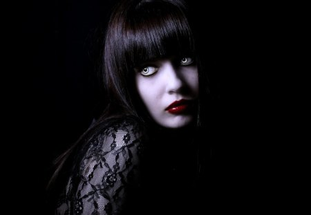 Vampress Alisa - gothic, people, lace, vampire, alisa, other, vampress