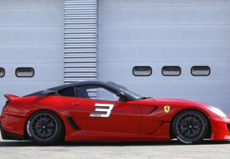 Ferrari 599 - tuning, car, 599, ferrari