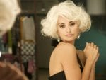 Penelope Cruz / Blonde Wig