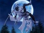 Blade Master Raven