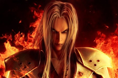 Final Fantasy & Anime Background