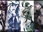 Black Rock Shooter's