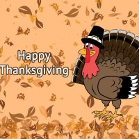 Wishing Everyone A Very Happy Thanksgiving