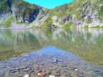 The Rila Lakes in Bulgaria