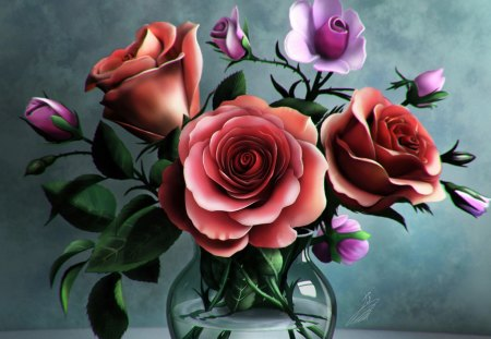 Artistic Flower Flowers Nature Background Wallpapers On Desktop Nexus Image 1249896