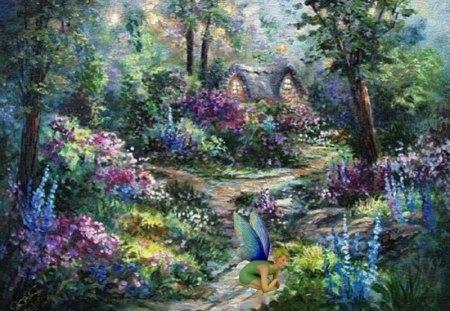 Fairy Garden - fairy  ...