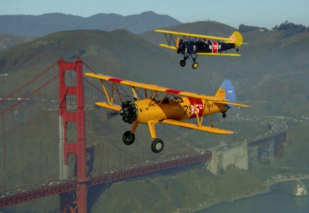 Old Planes Antique Aircraft Background Wallpapers On