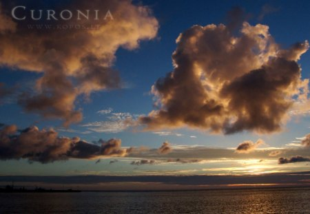 Curonia colors - Clouds - kopos, colors, curonia, clouds