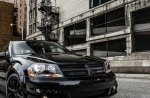 Dodge-Avenger  Black Edition
