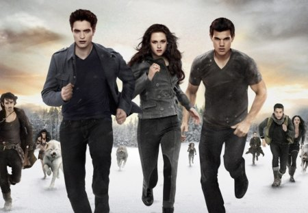 Breaking Dawn Part 2 - breaking, jacob, dawn, part 2, bella, edward, twilight