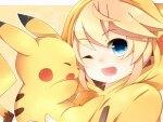 Kagamine Len (Pikachu)