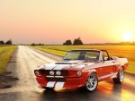 Shelby GT500 CR Convertible