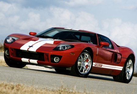 Ford Gt - gt, supercar, exotic, ford