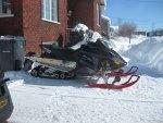 Ski Doo GSX