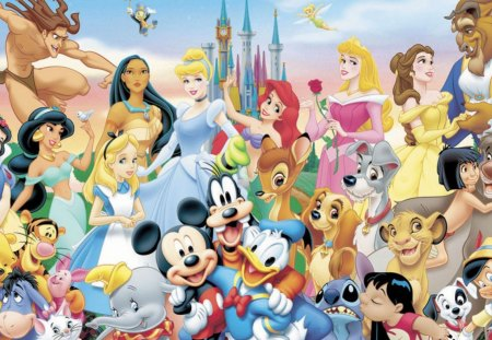 Disney World Tv Series Entertainment Background Wallpapers On Desktop Nexus Image 1254172