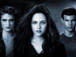 Edward, Bella and Jacob