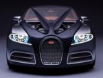 Bugatti 16C Galibier luxury