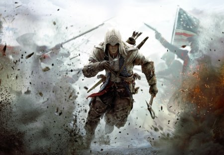 AC3 - ps3, ac, ac3, playstation, xbo360, xbox, conner, assasins creed, pc