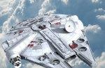 The Millennium Falcon