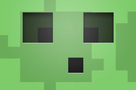 minecraft wallpaper slime other amp video games background