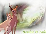 Disney,Couple,Bambi,And,Faline