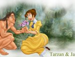 Disney,Couple,Tarzan,And,Jane