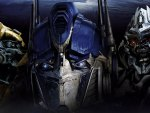 Optimus Prime, Bumblebee, Megatron