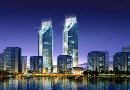 modern chinese architecture modern architecture background