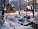 """Warm and Cozy"" by Mark Keathley"