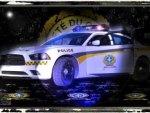 surete du quebec patrol car